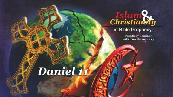 Islam and Christianity in Bible Prophecy